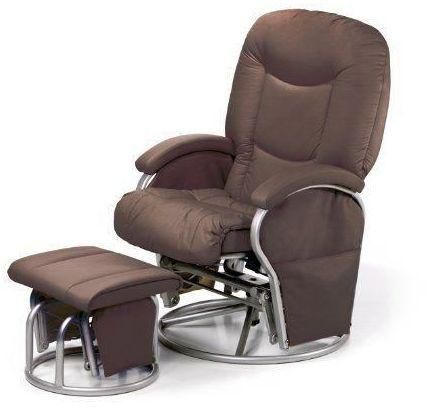 Hauck Стол за кърмене Metal Glider Brown 687079